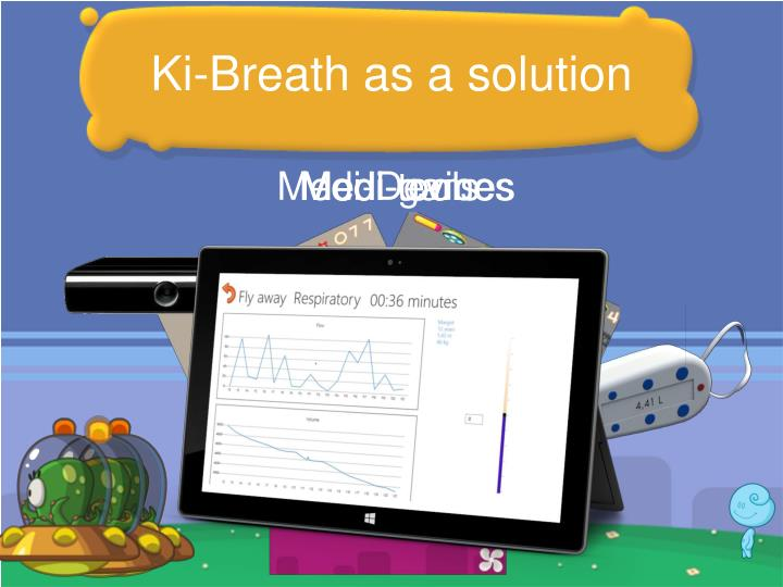 Ki-Breath as a solution