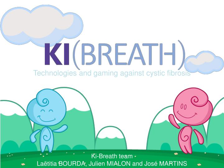 Technologies and gaming against cystic fibrosis