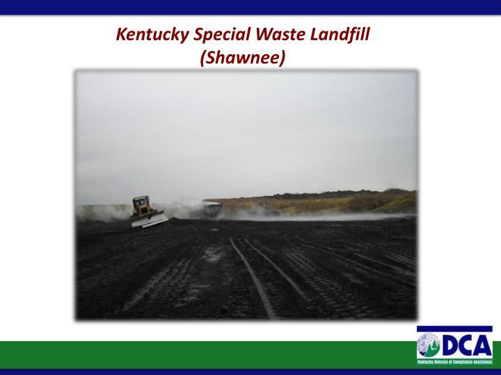 Kentucky Special Waste Landfill