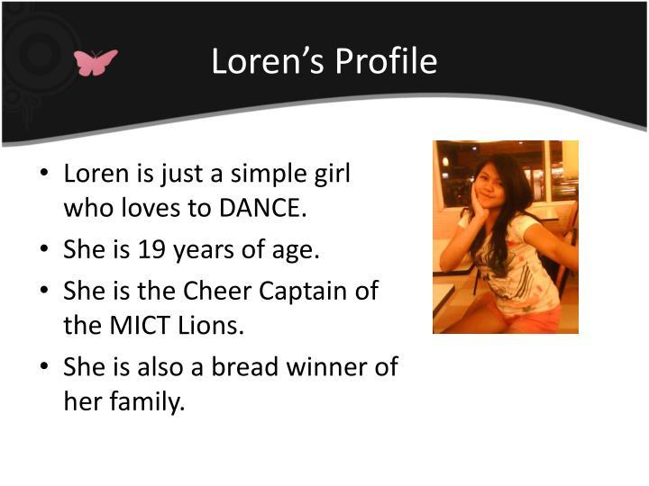 Loren's