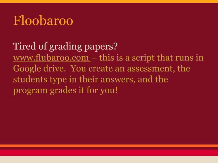 Floobaroo