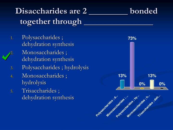 Disaccharides are 2 _________ bonded together through ________________