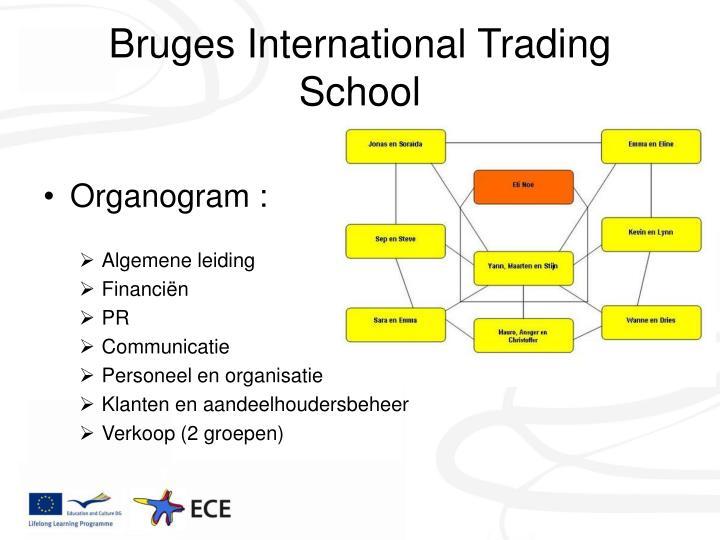 Bruges International Trading School