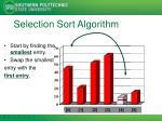 selection sort algorithm1