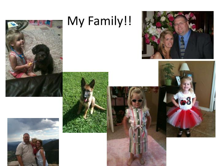 My Family!!
