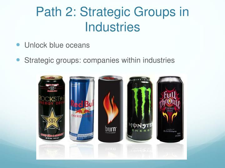 Path 2: Strategic Groups