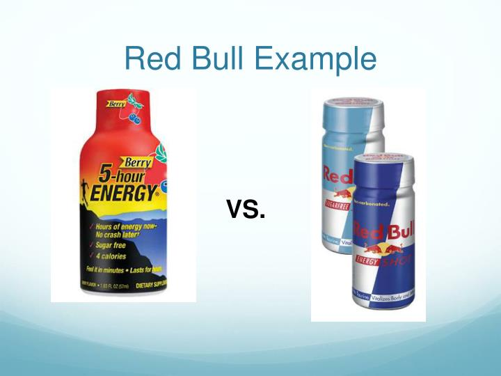 Red Bull Example