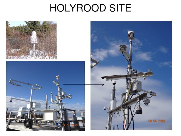 HOLYROOD SITE