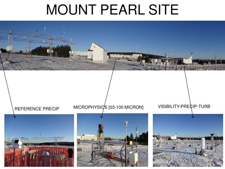 MOUNT PEARL SITE