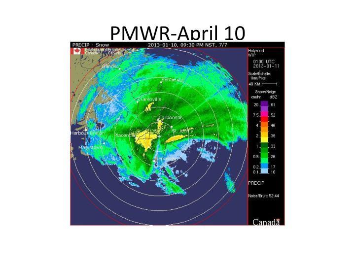 PMWR-April 10