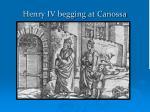 henry iv begging at canossa