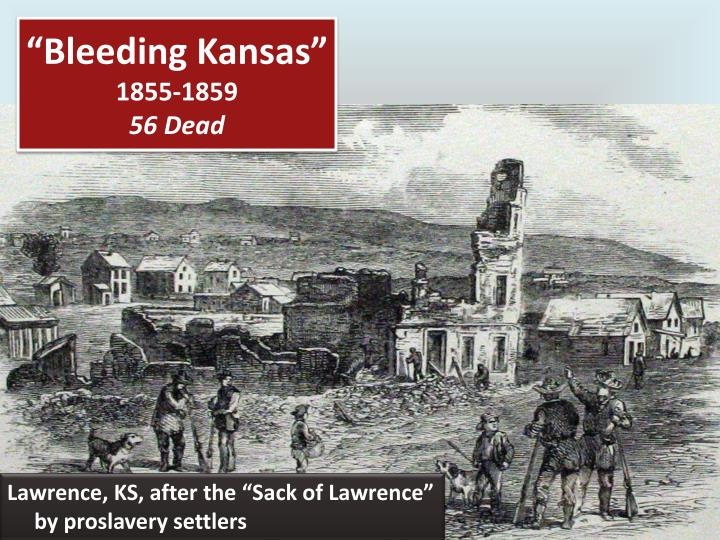 """Bleeding Kansas"""