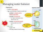 managing water balance1
