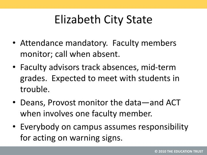 Elizabeth City State
