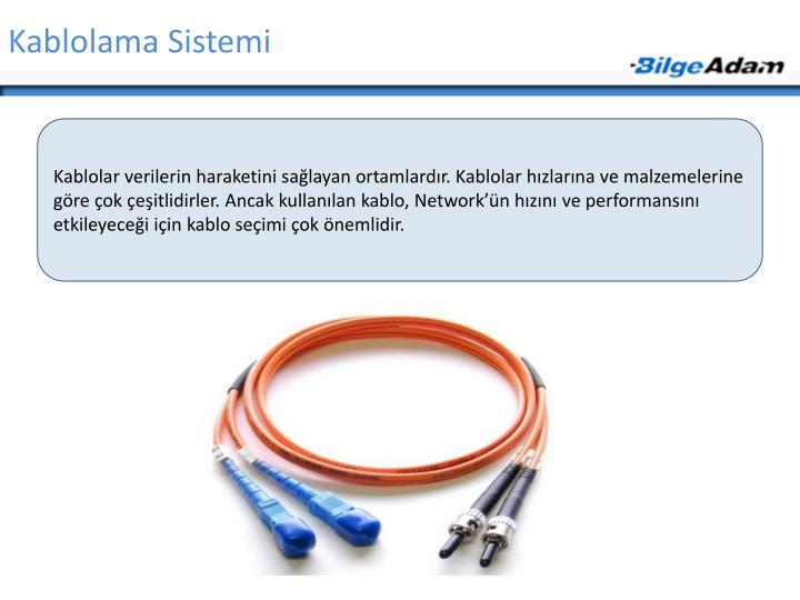 Kablolama Sistemi