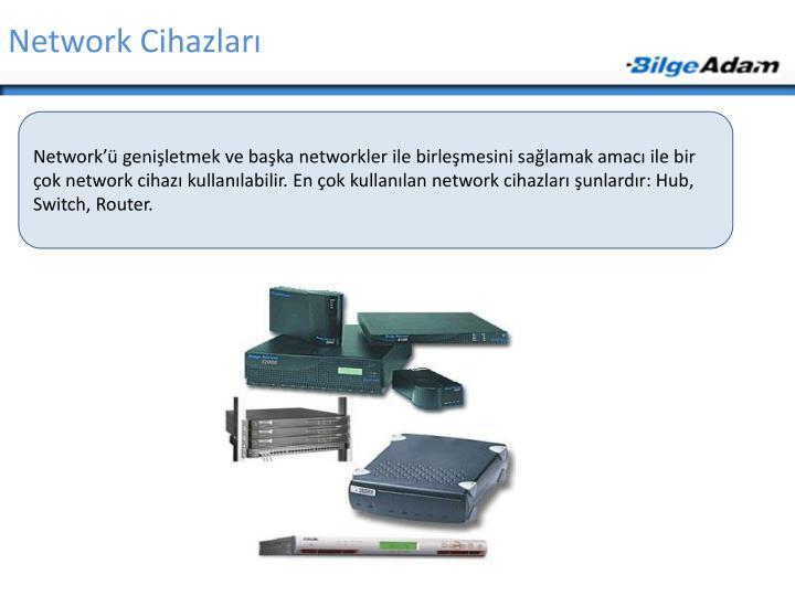 Network Cihazları