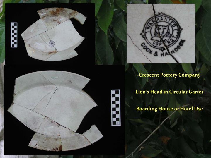 Crescent Pottery Company