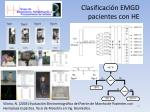 clasificaci n emgd pacientes con he