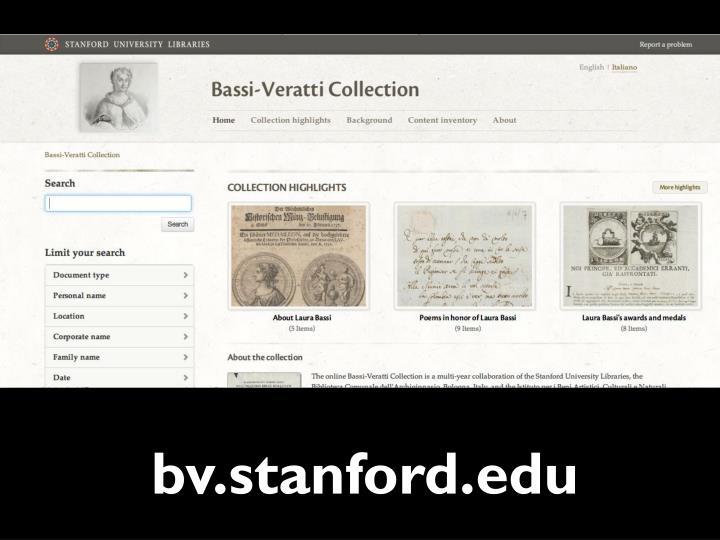 bv.stanford.edu