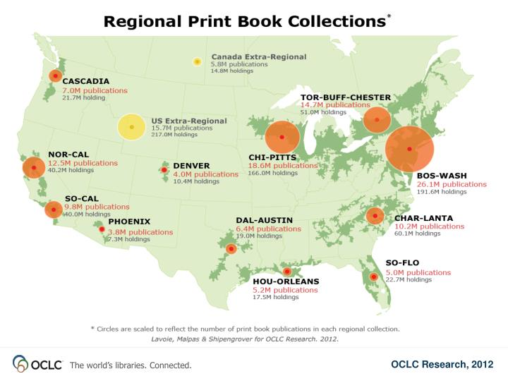 OCLC Research, 2012