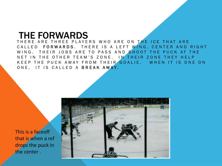 The Forwards