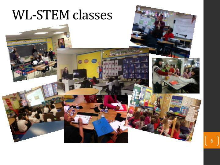 WL-STEM classes