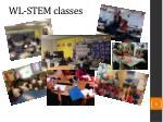 wl stem classes