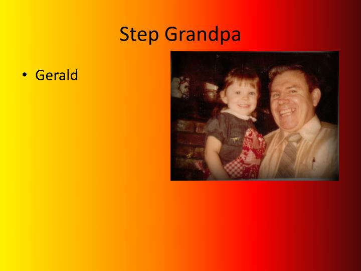 Step Grandpa