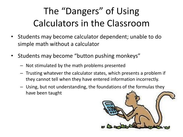 """The """"Dangers"""" of Using"""