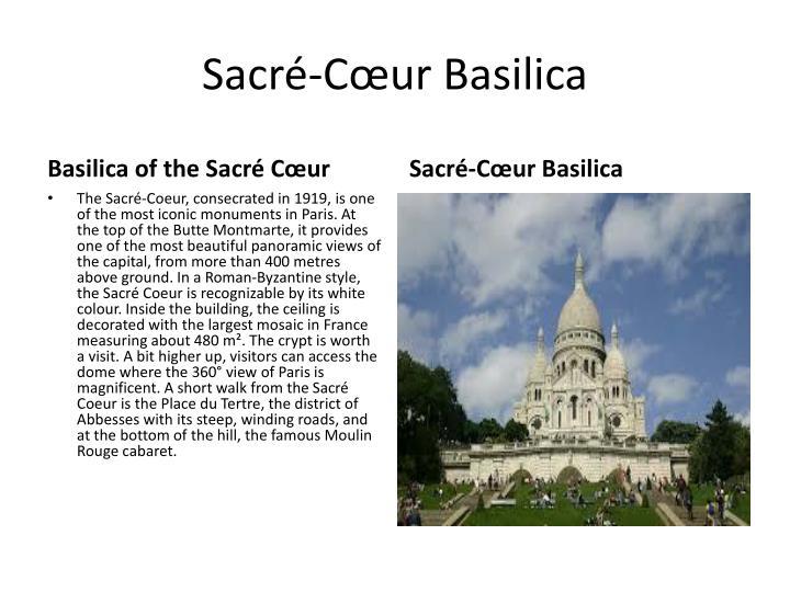 Sacré-Cœur