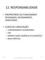 12 responsabilidade