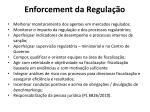 enforcement da regula o1