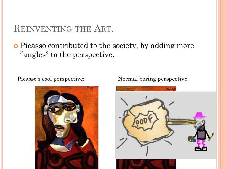 Reinventing