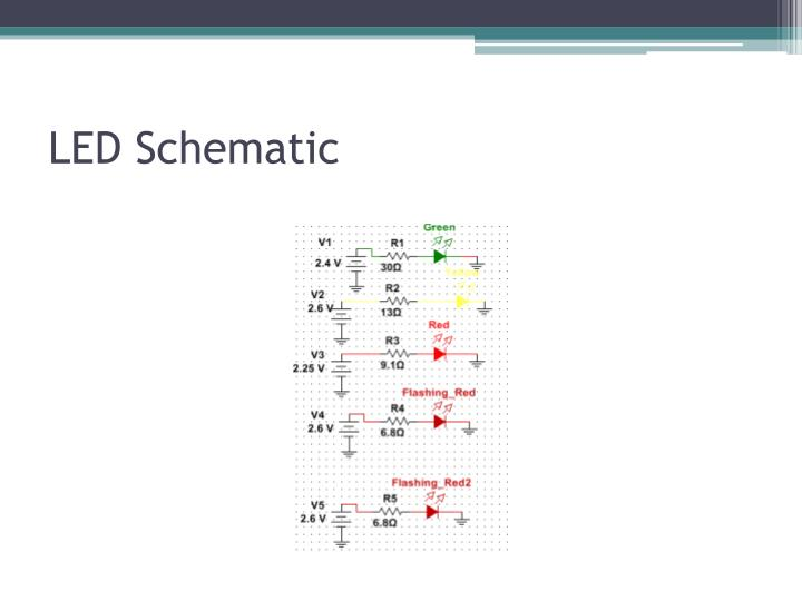 LED Schematic