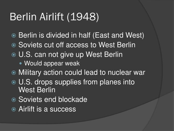 Berlin Airlift (1948)