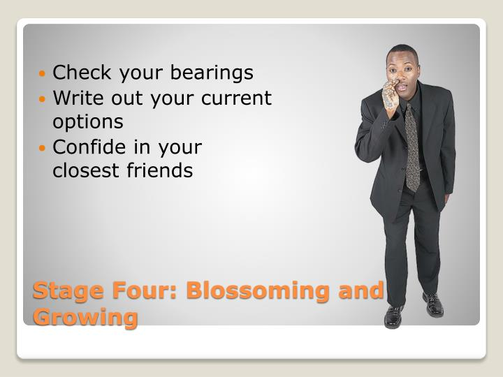 Check your bearings