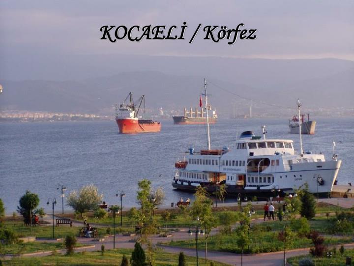KOCAELİ / Körfez