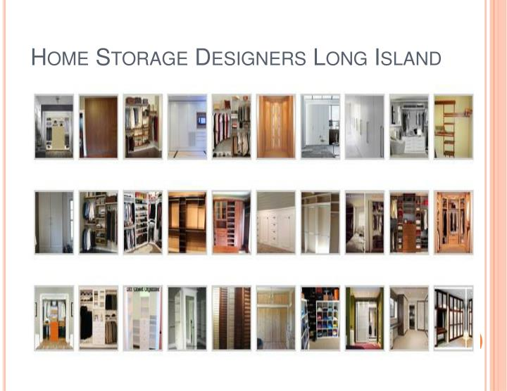 Home storage designers long island