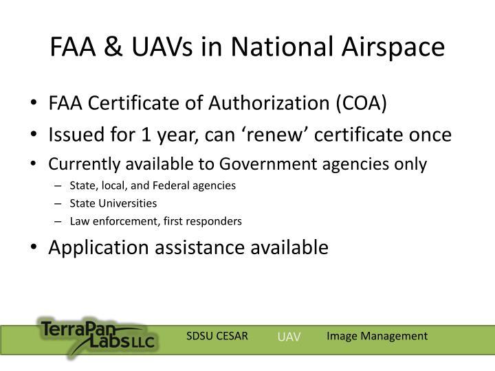 FAA &