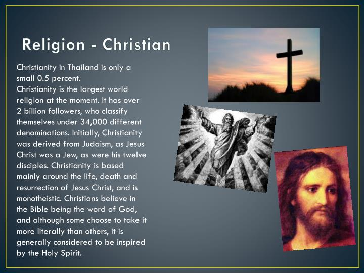 Religion - Christian