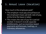 3 annual leave vacation1