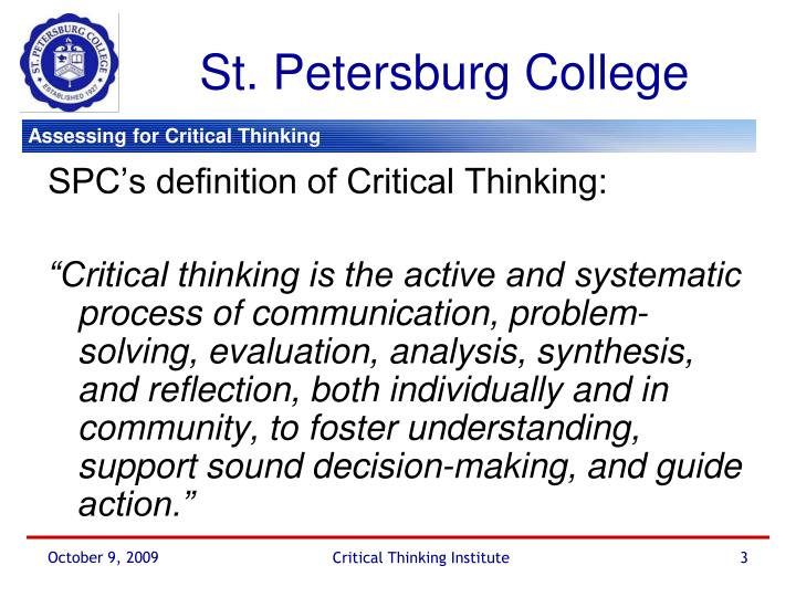 St petersburg college1