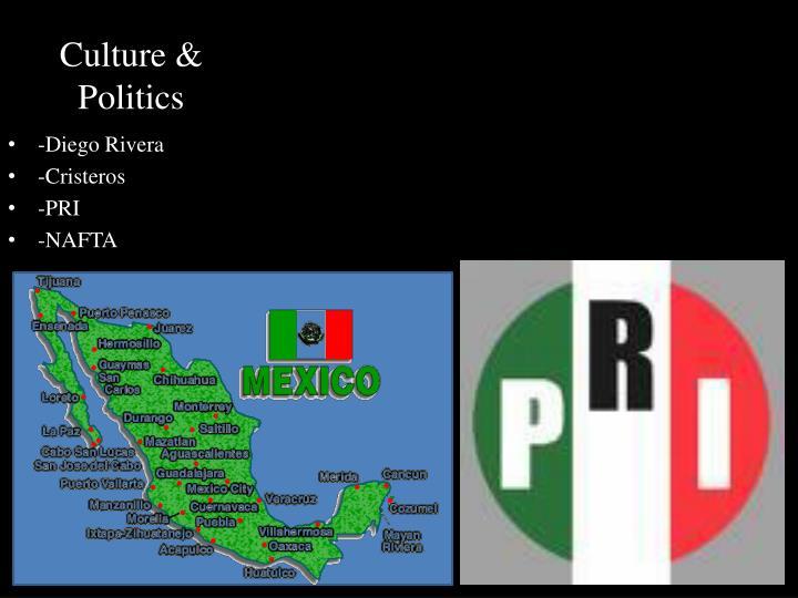 Culture & Politics