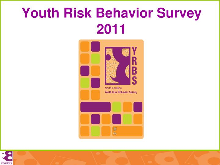 Youth Risk Behavior Survey 2011