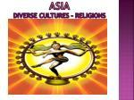 asia diverse cultures religions3