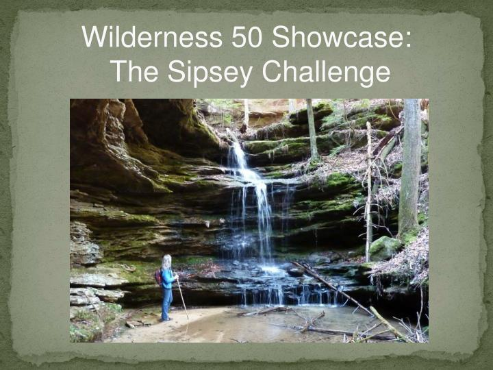 Wilderness 50
