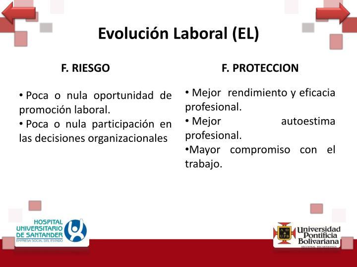 Evolución Laboral (EL)