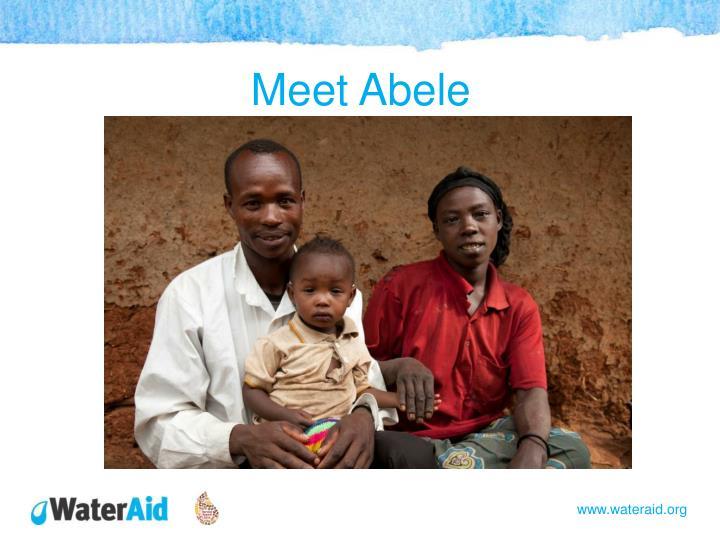 Meet Abele