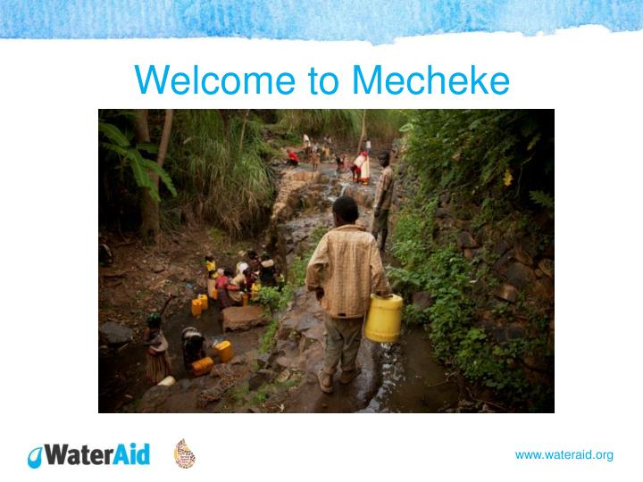 Welcome to mecheke