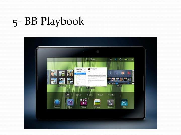 5- BB Playbook